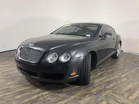 2007 Bentley Continental for sale in Delray Beach, FL