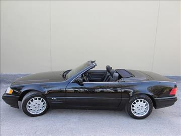 1996 Mercedes-Benz SL-Class for sale in Delray Beach, FL