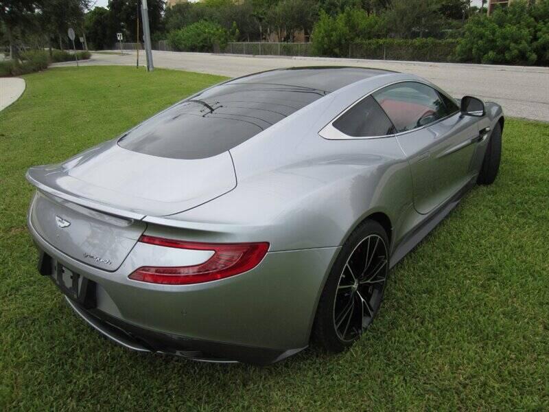 2014 Aston Martin Vanquish 4