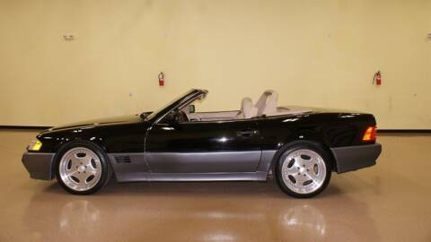 1995 Mercedes-Benz SL-Class SL 500 for sale at Auto Sport Group in Delray Beach FL