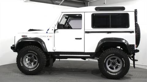 1986 Land Rover Defender for sale at Auto Sport Group in Delray Beach FL