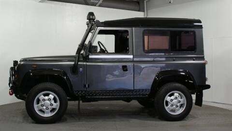 1984 Land Rover Defender for sale at Auto Sport Group in Delray Beach FL
