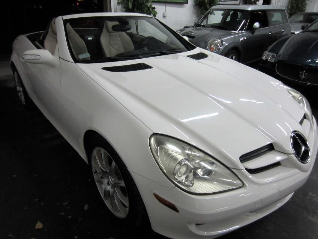 2005 Mercedes-Benz SLK 2