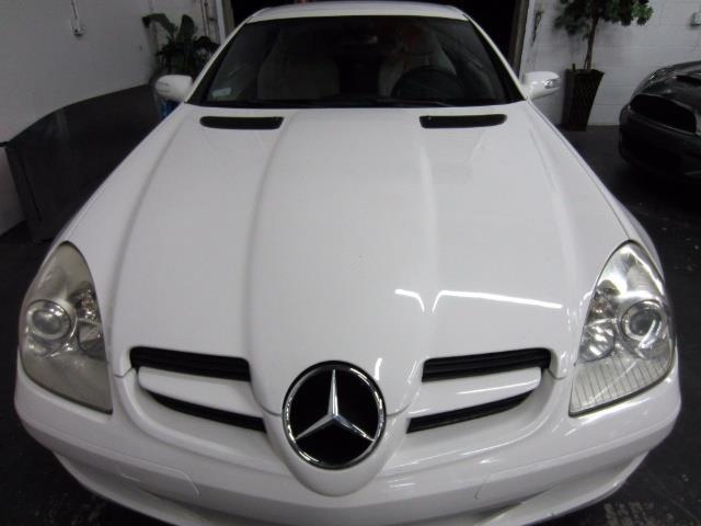 2005 Mercedes-Benz SLK 13