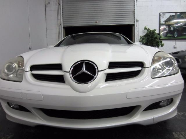 2005 Mercedes-Benz SLK 15