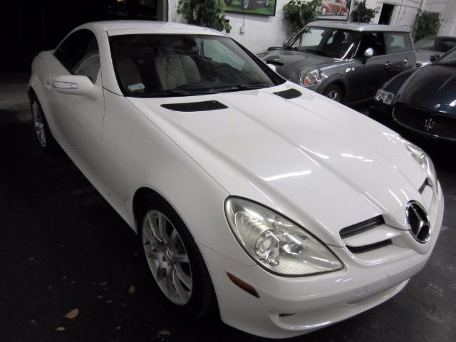 2005 Mercedes-Benz SLK 17