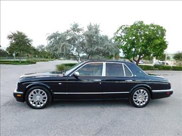 2004 Bentley Arnage for sale in Delray Beach, FL