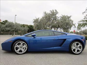2005 Lamborghini Gallardo for sale in Delray Beach, FL