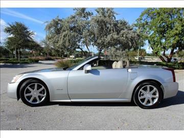 2004 Cadillac XLR for sale in Delray Beach, FL