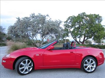 2004 Maserati Spyder for sale in Delray Beach, FL