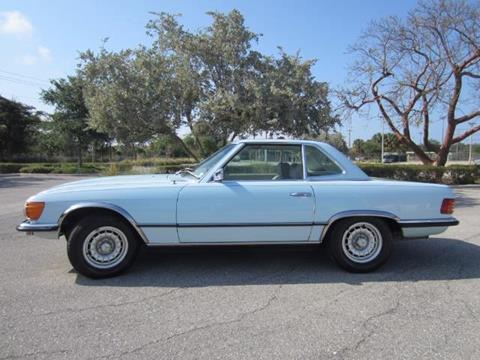 1973 Mercedes-Benz 450-Class for sale in Delray Beach, FL