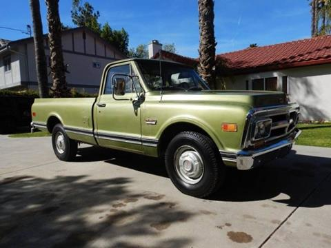 1969 GMC Sierra 2500 for sale in Van Nuys, CA