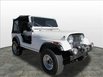 1984 Jeep CJ-7 for sale in Albuquerque, NM
