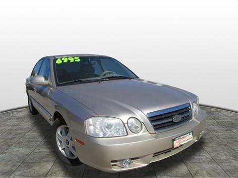 2005 Kia Optima for sale in Albuquerque, NM
