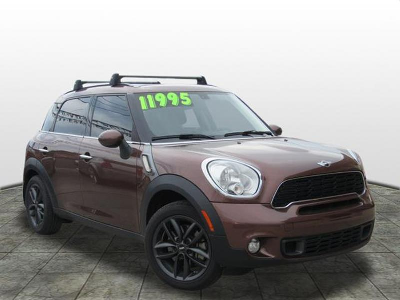 MINI Countryman 2013 Cooper S 4dr Crossover
