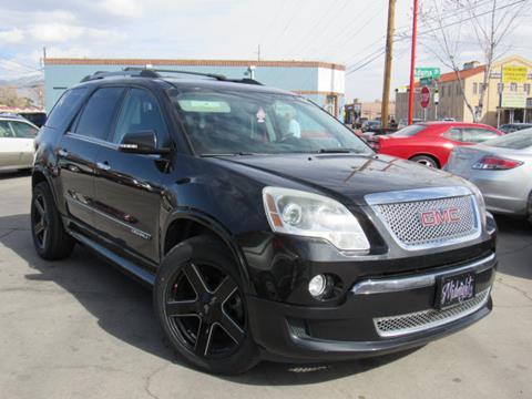 2011 GMC Acadia for sale in Albuquerque, NM