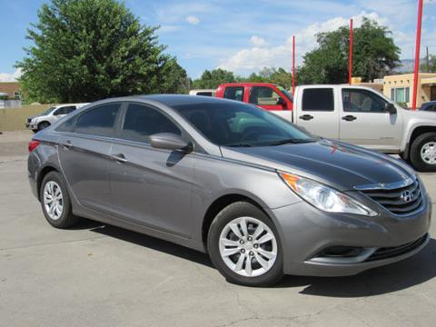 2012 Hyundai Sonata for sale in Albuquerque, NM