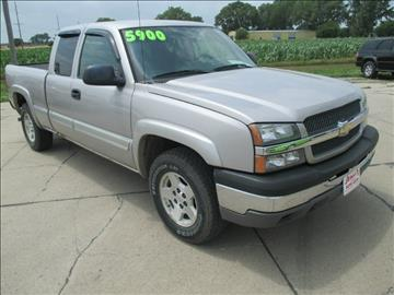 2005 Chevrolet Silverado 1500 for sale in Norfolk, NE