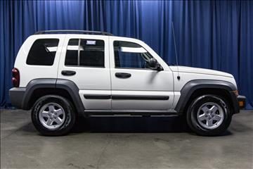 2007 Jeep Liberty for sale in Lynnwood, WA