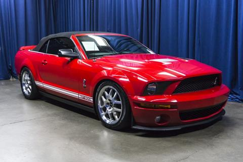 2007 Ford Shelby GT500 for sale in Lynnwood, WA