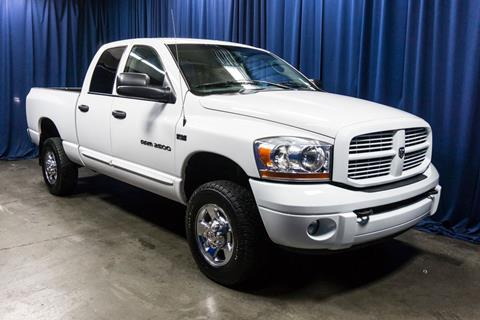 2006 Dodge Ram Pickup 2500 for sale in Lynnwood, WA