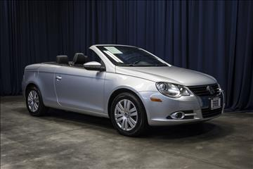 2010 Volkswagen Eos for sale in Lynnwood, WA