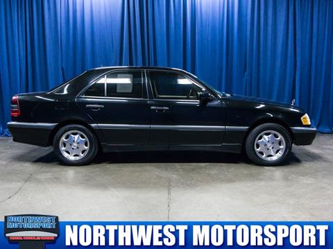 2000 Mercedes-Benz C-Class for sale in Lynnwood, WA