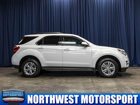 2013 Chevrolet Equinox for sale in Lynnwood, WA