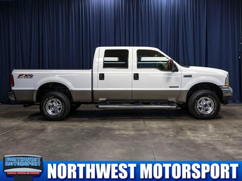 2004 Ford F-250 Super Duty for sale in Lynnwood, WA