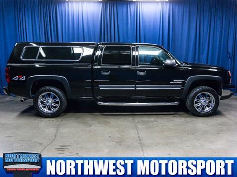 2006 Chevrolet Silverado 1500HD for sale in Lynnwood, WA