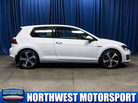 2015 Volkswagen Golf GTI for sale in Lynnwood, WA