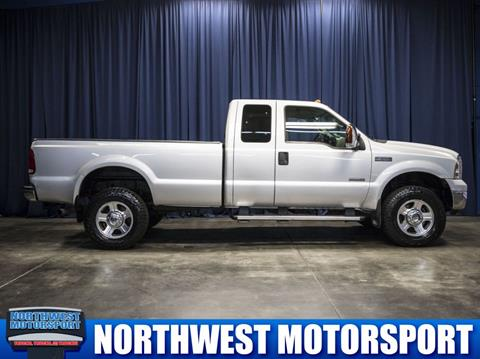 2006 Ford F-350 Super Duty for sale in Lynnwood, WA