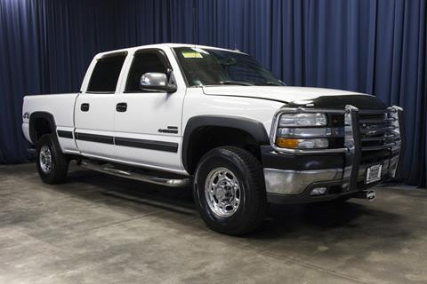 2002 Chevrolet Silverado 2500HD for sale in Lynnwood, WA