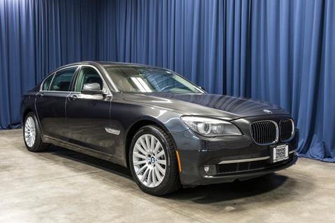 2011 BMW 7 Series for sale in Lynnwood, WA