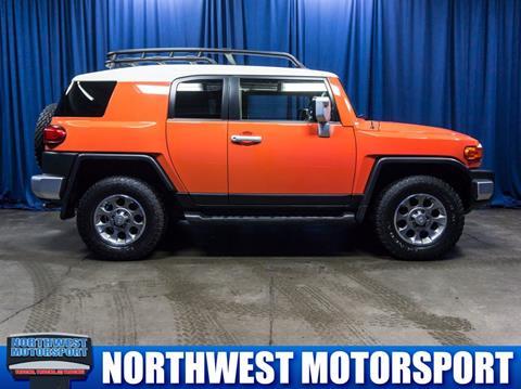 2013 Toyota FJ Cruiser for sale in Lynnwood, WA