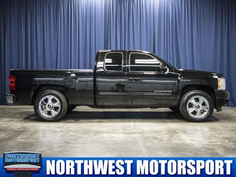 2013 Chevrolet Silverado 1500 for sale in Lynnwood, WA