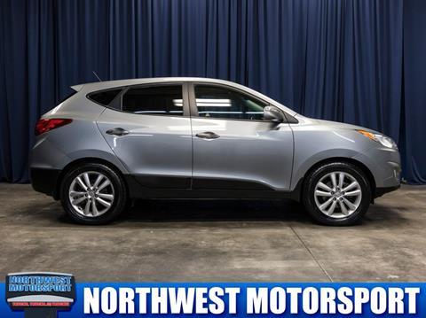2010 Hyundai Tucson for sale in Lynnwood, WA