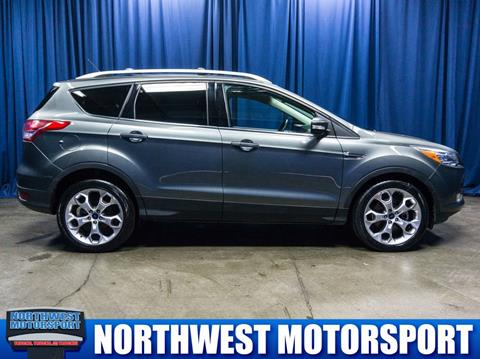 2014 Ford Escape for sale in Lynnwood, WA