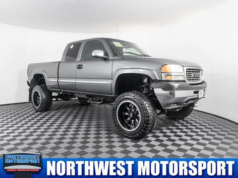 2002 GMC Sierra 2500HD for sale in Lynnwood, WA