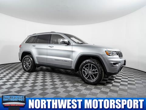2018 Jeep Grand Cherokee for sale in Lynnwood, WA