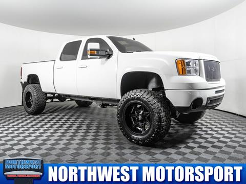 2010 GMC Sierra 2500HD for sale in Lynnwood, WA