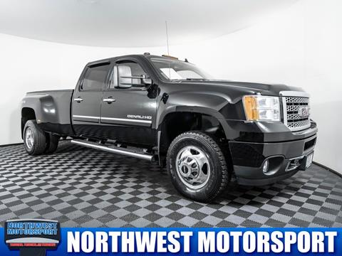 2012 GMC Sierra 3500HD for sale in Lynnwood, WA