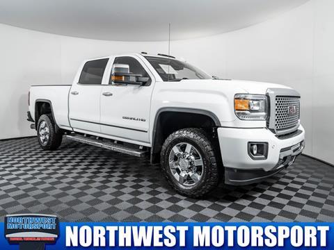 2015 GMC Sierra 3500HD for sale in Lynnwood, WA