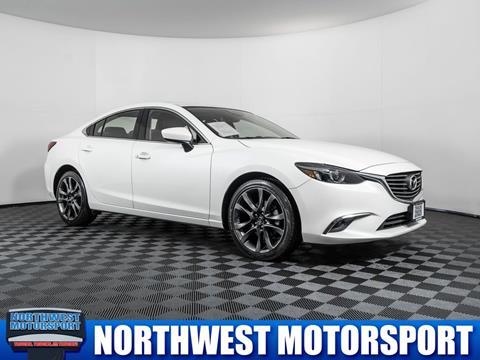 2016 Mazda MAZDA6 for sale in Lynnwood, WA