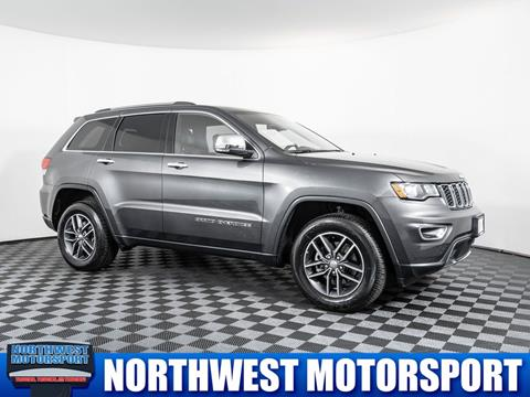 2017 Jeep Grand Cherokee for sale in Lynnwood, WA
