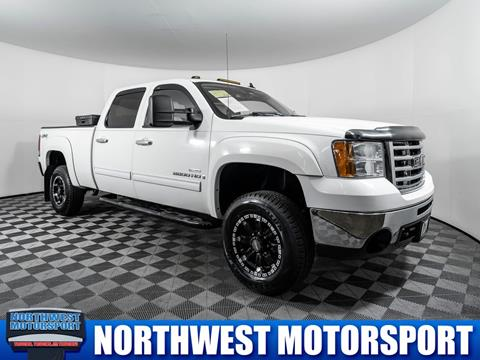 2007 GMC Sierra 2500HD for sale in Lynnwood, WA