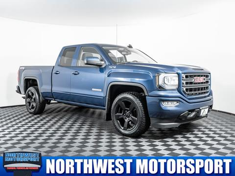 2017 GMC Sierra 1500 for sale in Lynnwood, WA