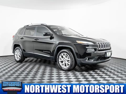 2017 Jeep Cherokee for sale in Lynnwood, WA