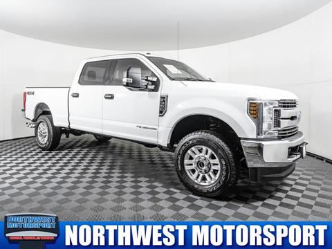 2018 Ford F-350 Super Duty for sale in Lynnwood, WA