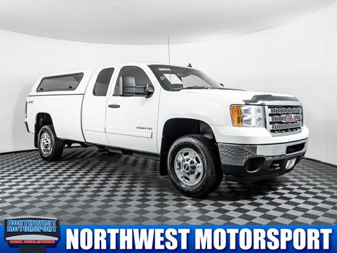 2012 GMC Sierra 2500HD for sale in Lynnwood, WA